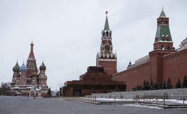 Russia's capital got 6 minutes of sunlight in December