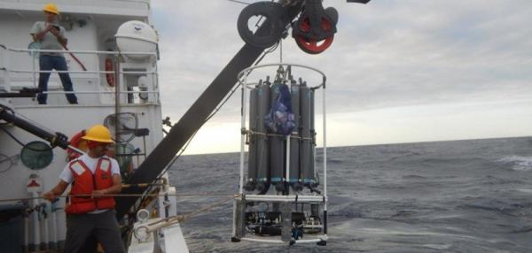 Scientists identify historic correlation between ocean circulation and rainfall