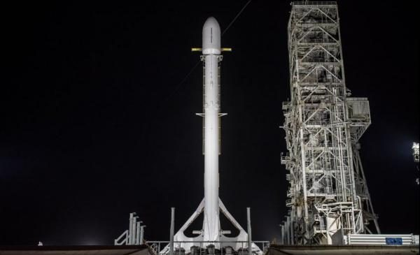 SpaceX launches Zuma spacecraft, most secretive mission to date