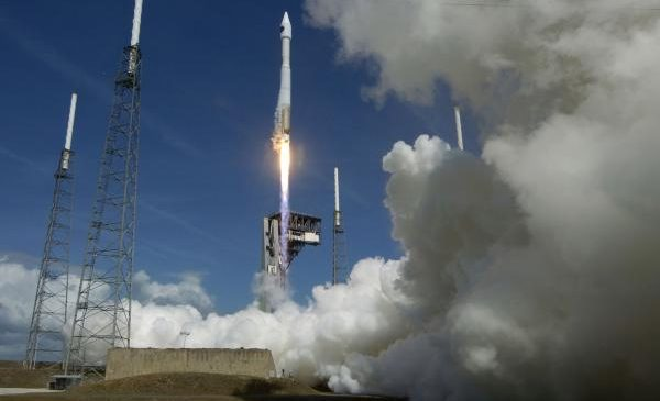 ULA launches spy satellite from California