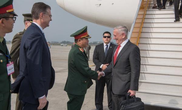 U.S. aircraft carrier set to visit Vietnam for first time since Vietnam War