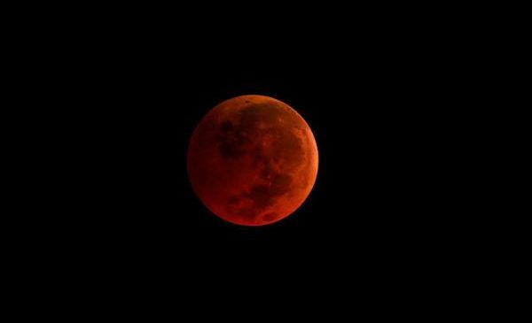 Watch live: Super blue blood moon to rise Wednesday morning