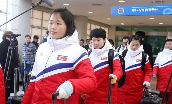 Winter Olympics detente does not rule out North Korea military option