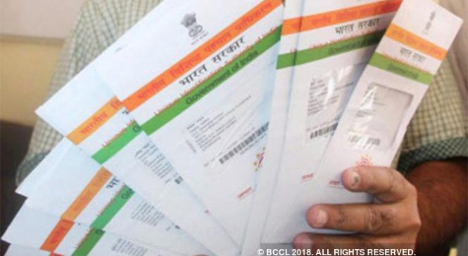 UIDAI introduces new two-layer security system to improve Aadhaar privacy