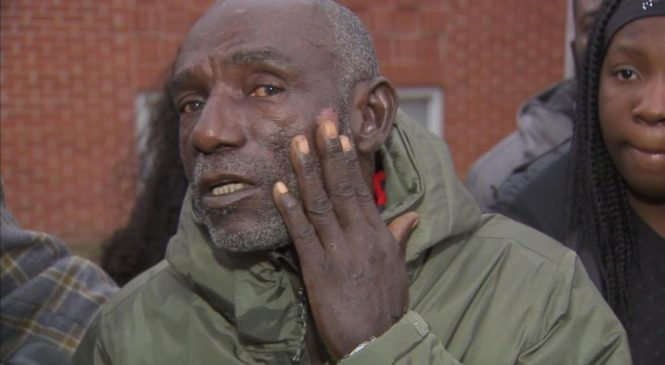 71-year-old man says airline crew hit and tied him up