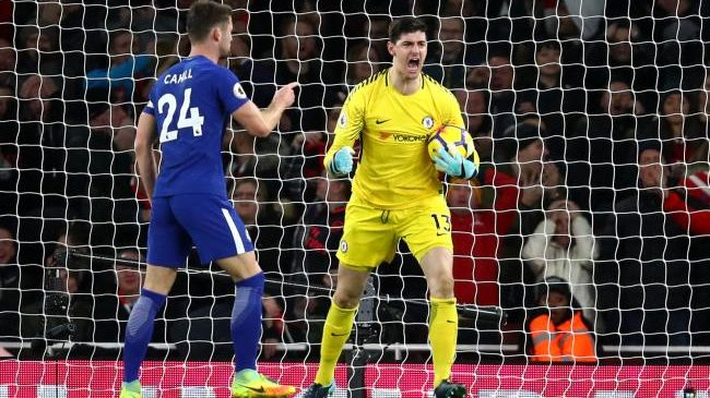Arsenal 2-2 Chelsea: Blues stars rated and slated