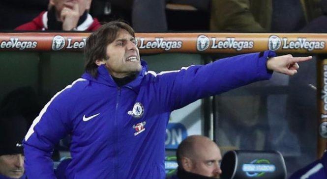 Chelsea boss Antonio Conte hits back at 'little man' Jose Mourinho