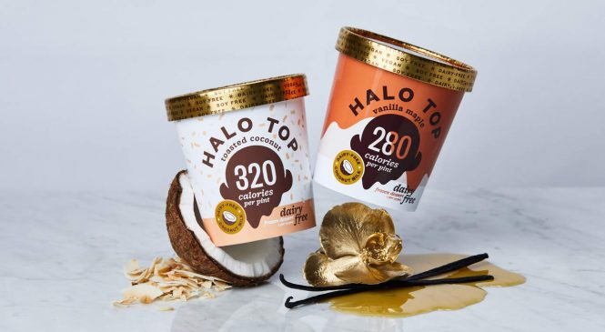 Halo Top Just Released Two New Dairy-Free andVegan Flavors