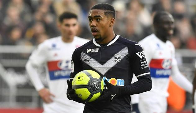 Arsenal FC transfer news: Gunners and Tottenham will fail with any last minute bids Malcom, say Bordeaux