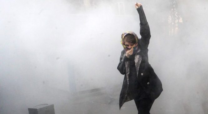 Iran protests: US brands Tehran's accusations 'nonsense'