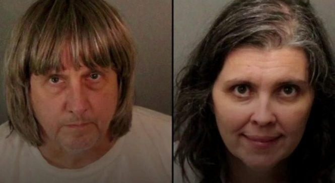 Turpin: Shackled siblings found in Perris, California home