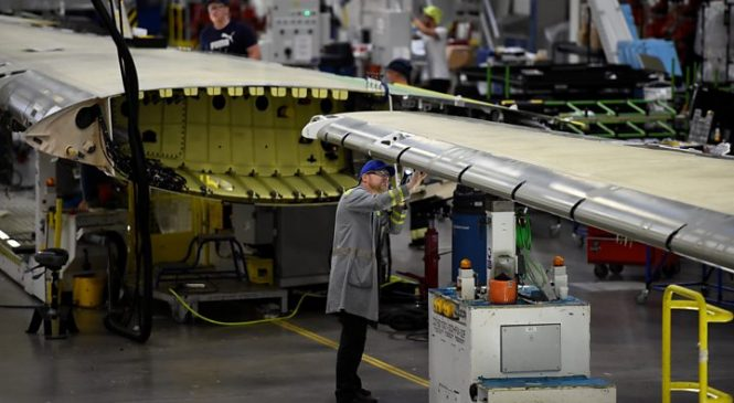 US Bombardier dispute: 'Huge relief' for British workers