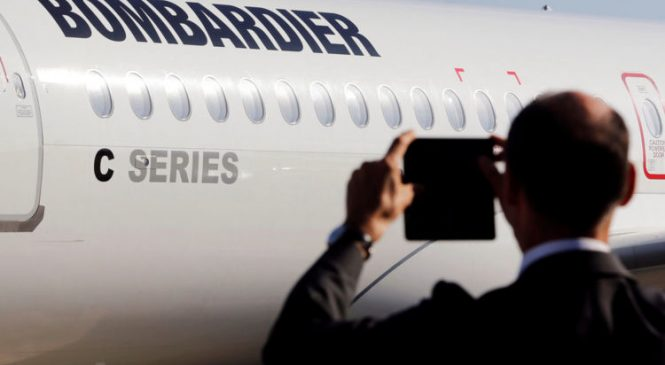 UK Bombardier staff 'relief' after trade ruling