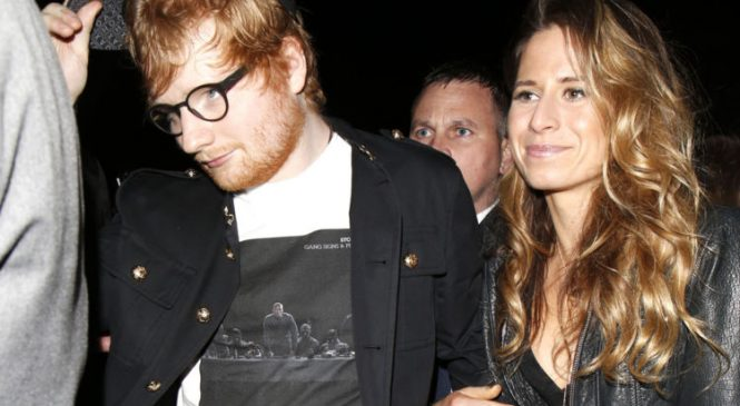 'Got myself a fiancee': Ed Sheeran is engaged