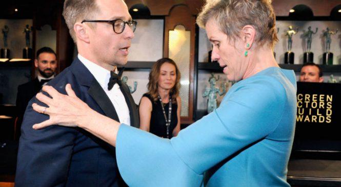 Oldman and McDormand win big at SAG Awards