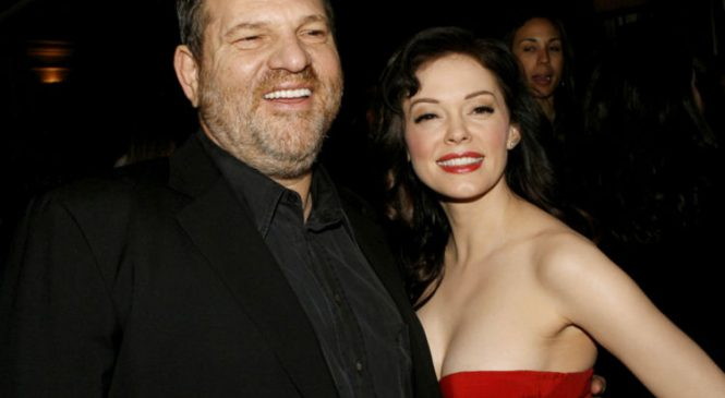 Weinstein: Affleck emails prove I did not rape Rose