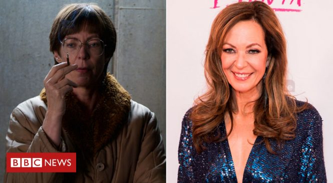 Allison Janney 'felt liberated' in I, Tonya role