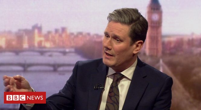 Labour wants new customs union treaty after Brexit – Starmer