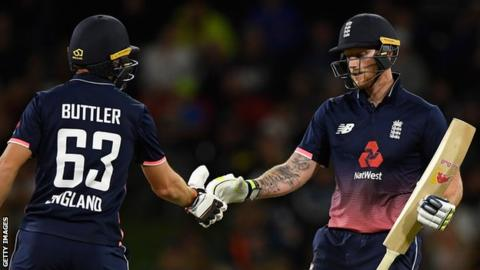Stokes hits half-century as England level series against New Zealand