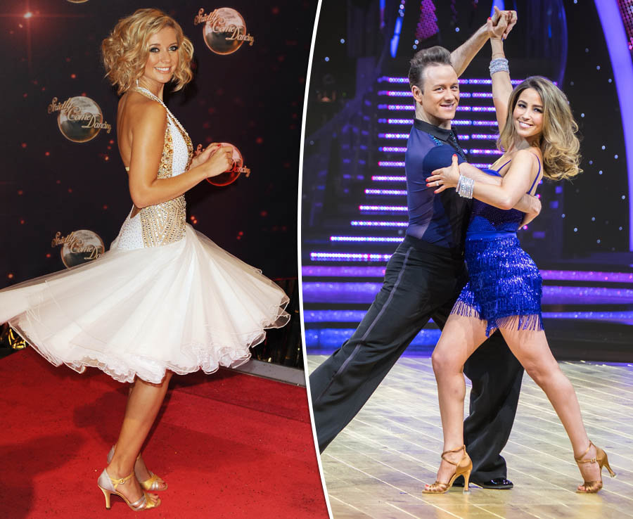 Strictly's hottest ever contestants