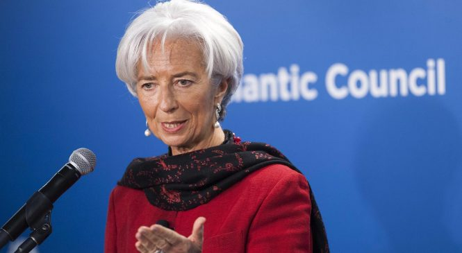 IMF's Christine Lagarde praises the 'courage' of Arab countries undergoing economic reform