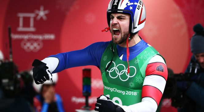 Olympic medalist Chris Mazdzer sets sights on financial planning career