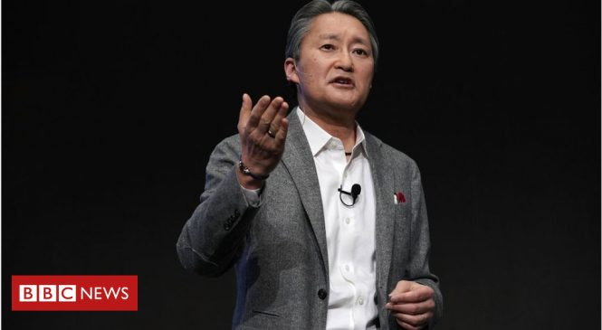 Sony chief executive Kazuo Hirai to step down