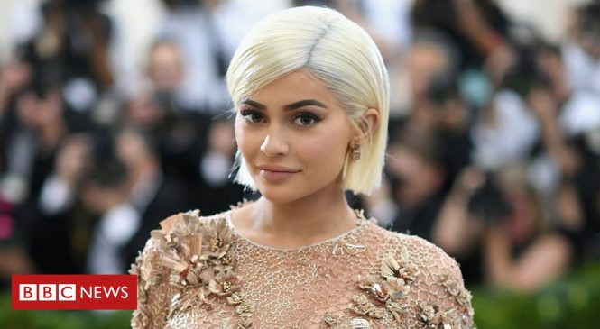 Kylie Jenner 'sooo over' Snapchat – and Wall Street panics