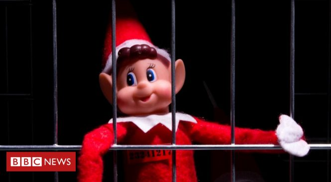 Poundland 'naughty' elf ad deemed 'irresponsible' by regulator