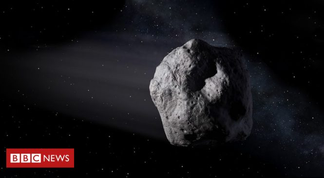 Asteroid set for 'close' 43,300 mile flight past Earth on Friday