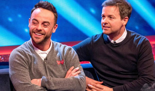 Ant and Dec almost KILLED in horror Saturday Night Takeaway monster truck crash