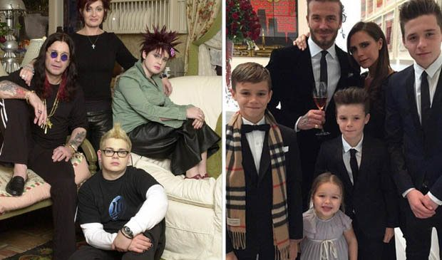 Beckhams on TV? David & Posh set to star in reality show