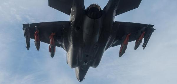 Israel to receive F-35 air vehicle deliveries