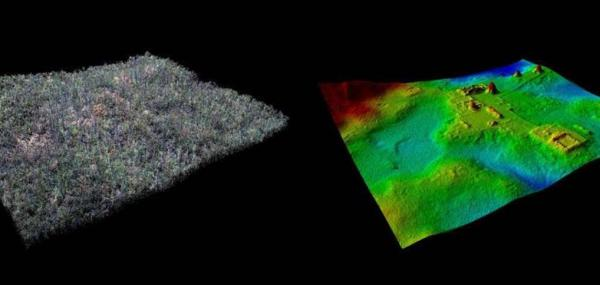 Lasers reveal ancient Mayan civilization hiding beneath Guatemalan canopy