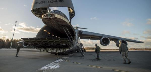 Lockheed Martin wins C-5 logistics support contract
