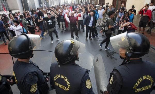 Peru's Fujimori goes back to trial for death squad killings