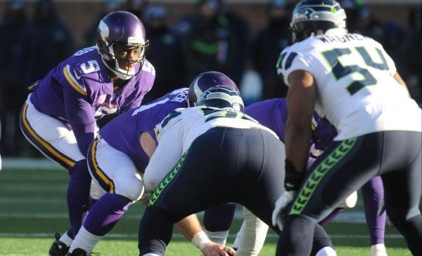 Vikings' Teddy Bridgewater enjoyed season despite barely playing