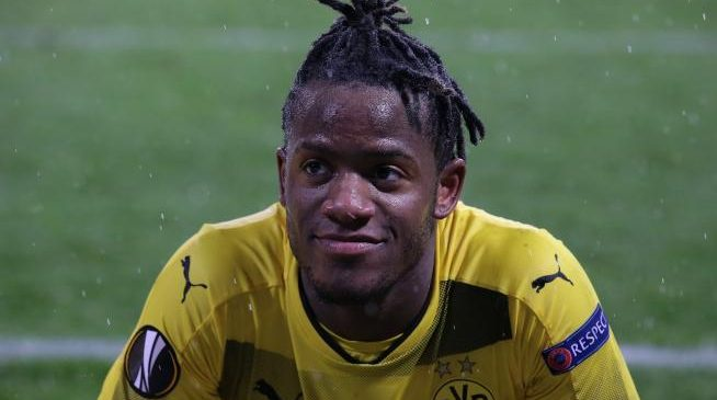 'It's 2018 and there are still monkey noises in the stands… really?' – Michy Batshuayi reports racist abuse in Europa League tie