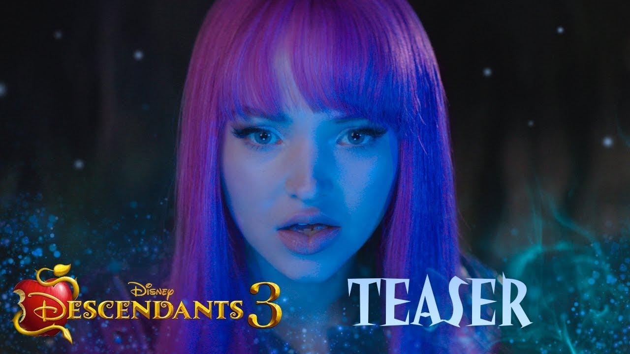 'Descendants 3' is in the works, says Disney