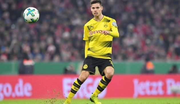 Manchester City transfer report: Pep Guardiola wants £40m-rated Borussia Dortmund midfielder Julian Weigl this summer