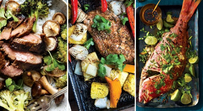 15 Sheet Pan Dinners That Will Make Weeknight Meal Prep a Breeze