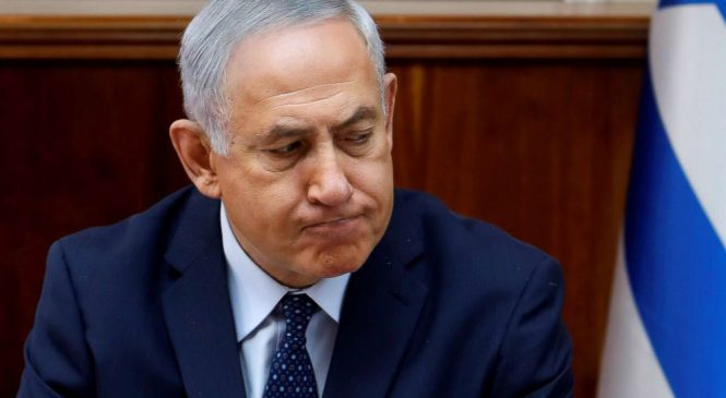 Israeli police recommend charging Netanyahu in corruption cases