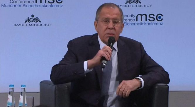 Russia-Trump inquiry: Russian foreign minister dismisses FBI charges