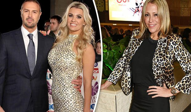 Paddy McGuinness's wife sparks marriage fears as he parties with Nicole Appleton