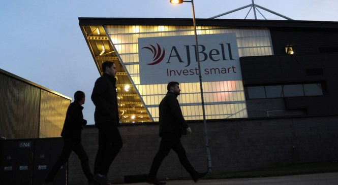 Funds platform AJ Bell plots London float