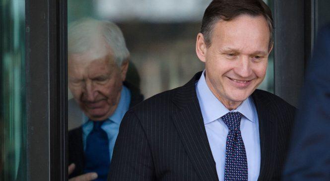 Ex-Barclays CEO Jenkins eyes stock market return