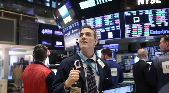 Wall Street on front foot after volatile week