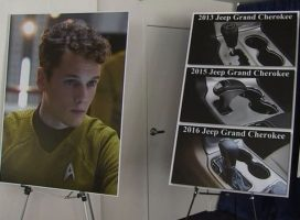 Dead Star Trek actor's family reach deal with Fiat