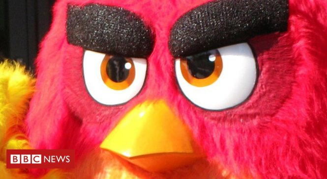 Angry Birds maker Rovio closes London studio