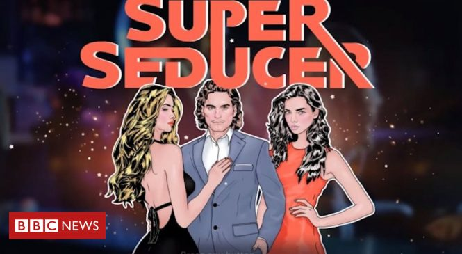 Sony blocks Super Seducer video game on PlayStation